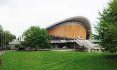 Haus der Kulturen der Welt in Berlin